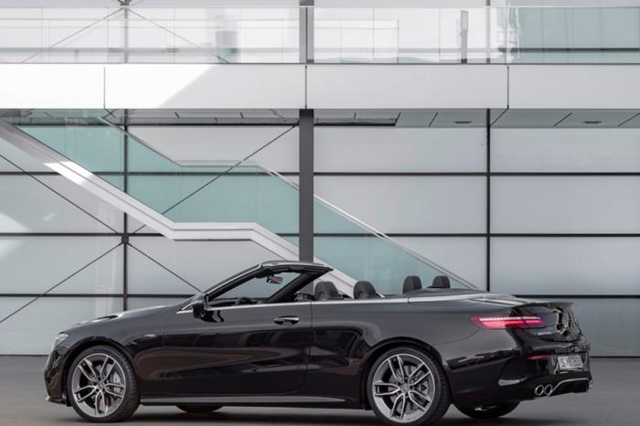Mercedes-AMG 53系列問世
