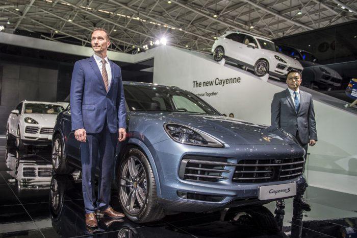 《2018台北車展》全新Porsche Cayenne S全國首發