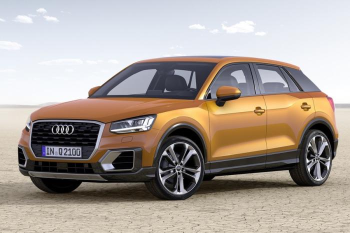 Audi將在中國推出長軸版Q2 L?