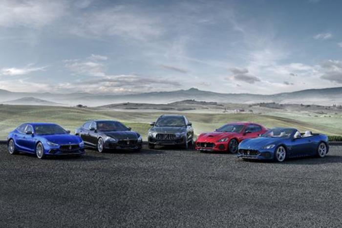 《2018台北車展》Maserati 2018台北新車大展鉅獻