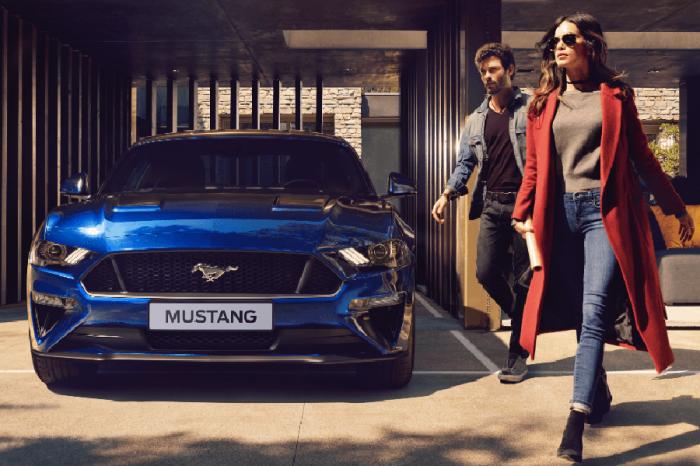 2018 New Ford Mustang正式開放預售!199.8萬元起