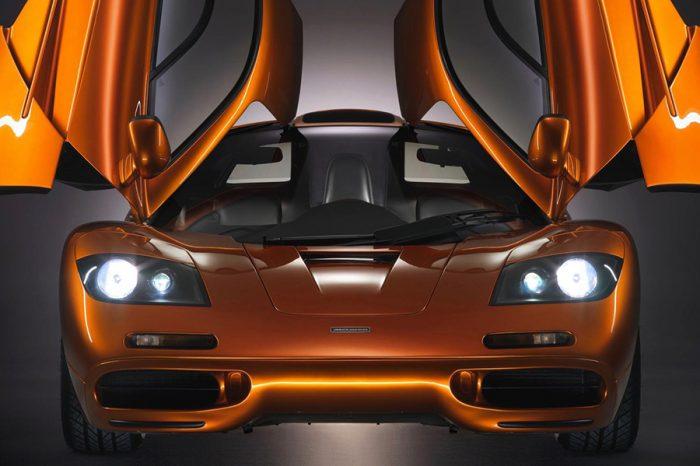 用7.2億入手里程數極低的McLaren F1!?