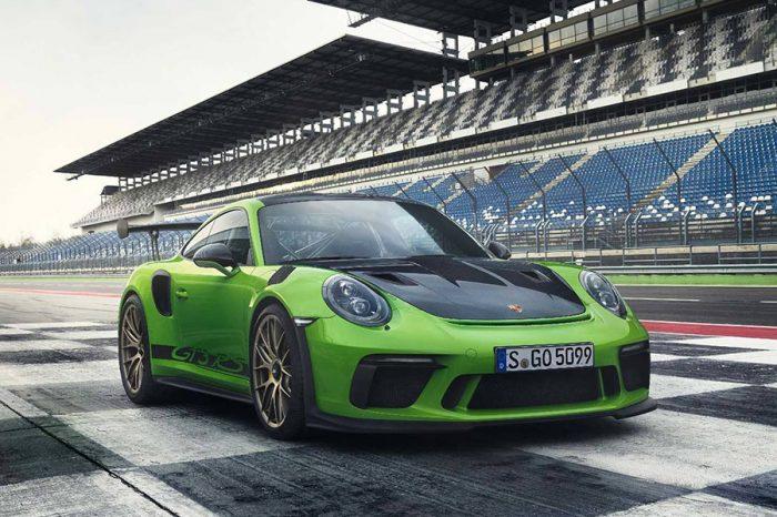 Porsche 911 GT3 RS官方數據出爐!擁有520hp最大馬力與3.2秒完成0-100 km/h的表現!