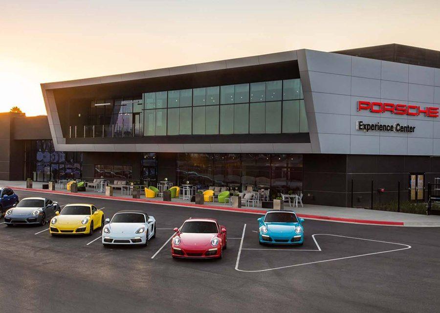 超貴賓服務!美國洛杉磯Porsche Experience Center打造富豪級交車一日遊!