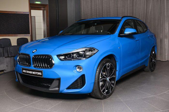 風格獨具!配置M Sport Package的BMW X2看來反而有些拘謹!