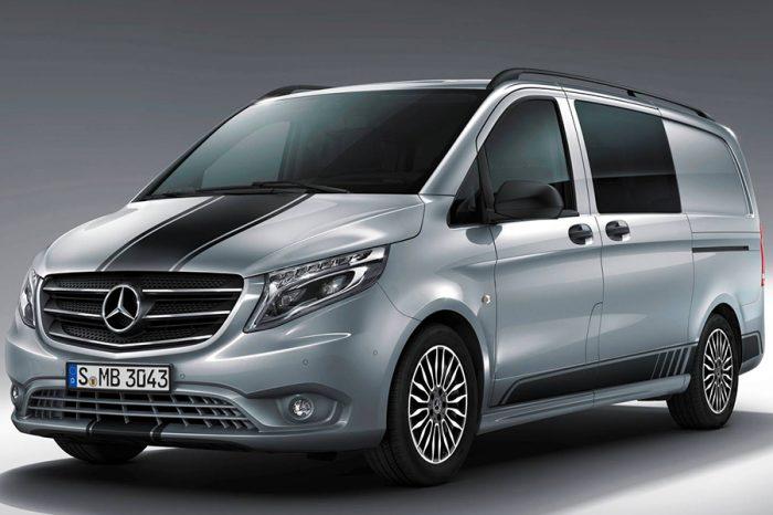 儘管不是Mercedes-AMG商用車,但還是推出了Vito Sport Line……