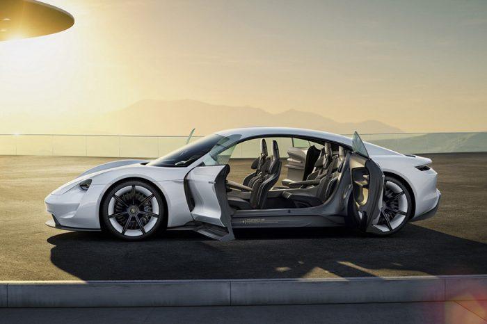 大勢所向!Porsche將投入60億歐元的資金來拉拔電動動力技術的發展!