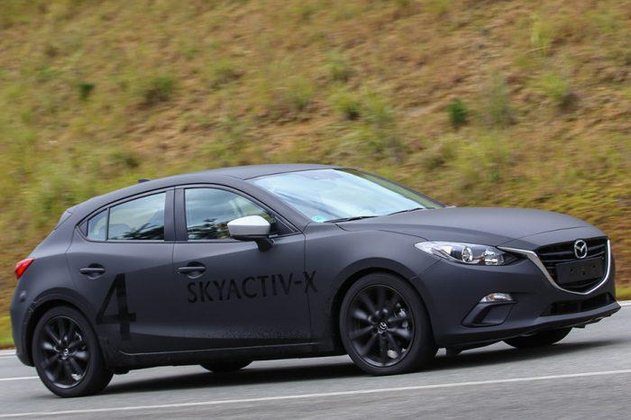 不隨波逐流!Mazda宣稱正在開發的Skyactiv-X後繼技術在污染排放量上會比電動動力更乾淨!