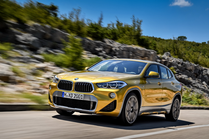 BMW表示X2敞篷版/三門版純屬外界臆測