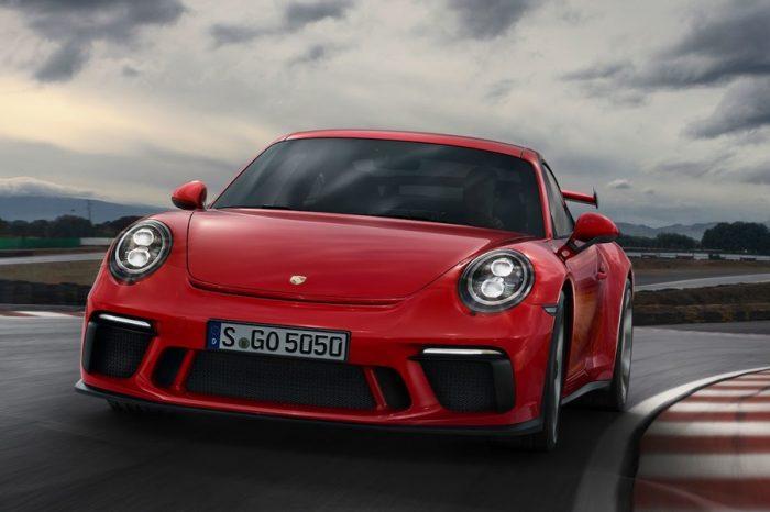 下一代911 GT3不再採用自然進氣引擎?!