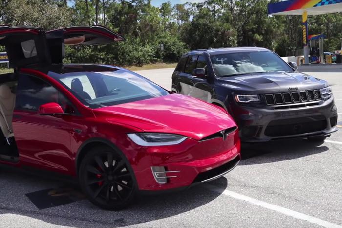 707匹馬力 Jeep會輸給Tesla Model X嗎?