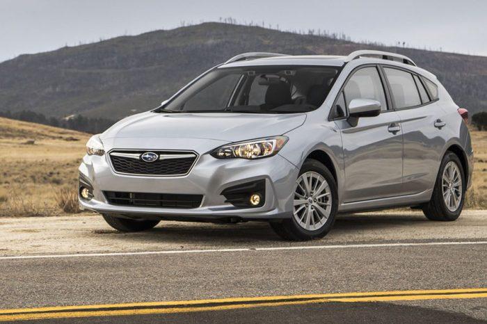 Subaru hybird油電車今年發表!