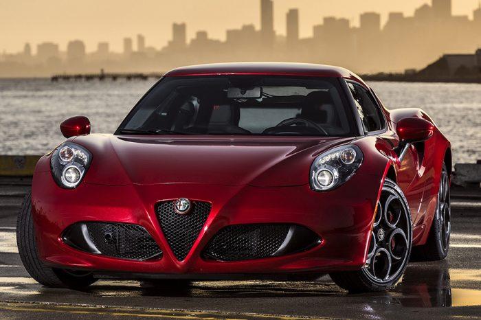 Alfa Romeo指出4C不會推Quadrifoglio版本!