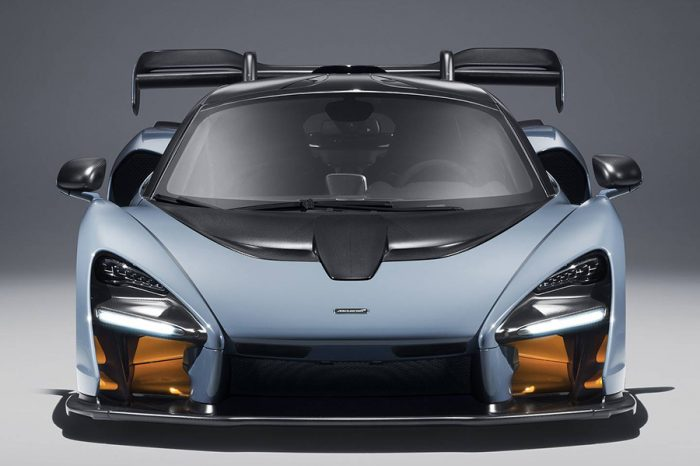 McLaren將推出新命名法則讓未來的Ultamate Series車款採用!