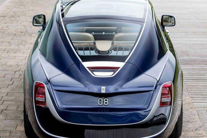 唯有奢華才能超越豪華!Rolls-Royce計畫推出超特殊全新手工車款