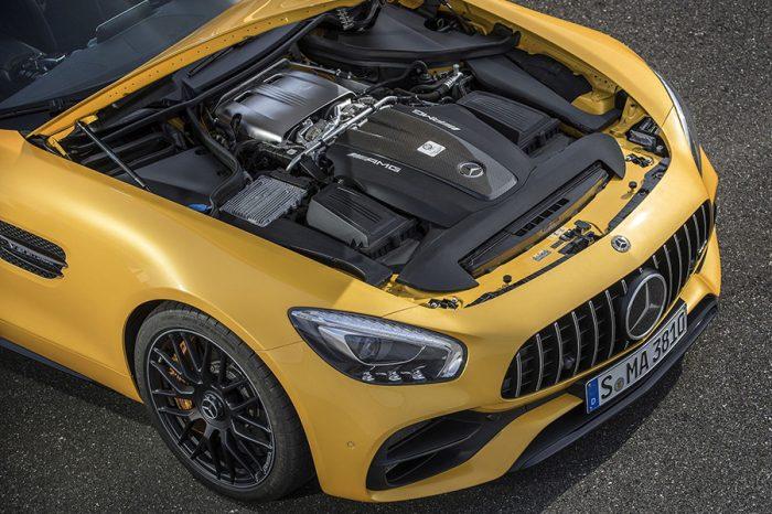 Mercedes-AMG GT C Edition 50來了!台灣配額僅4輛