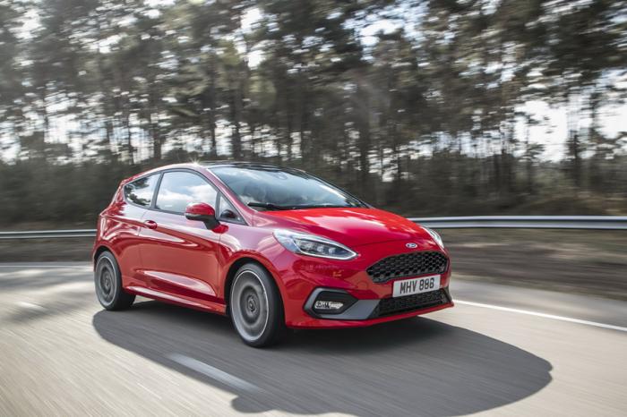 新一代彎道殺手?!福特Fiesta ST提供選配機械式LSD限滑差速器