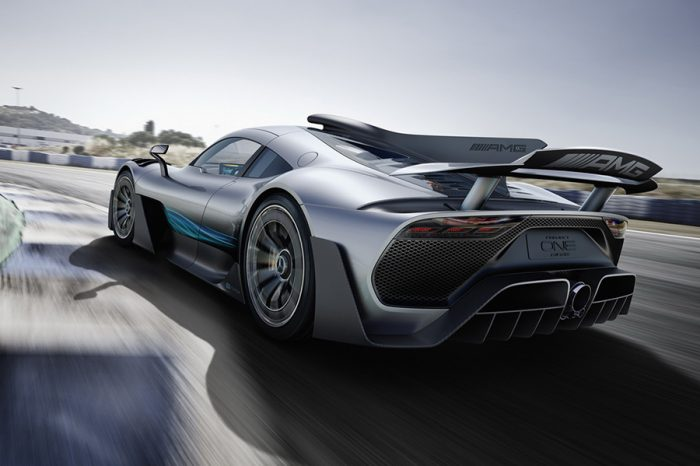 Mercedes-AMG Project One可望成為紐柏林最速王