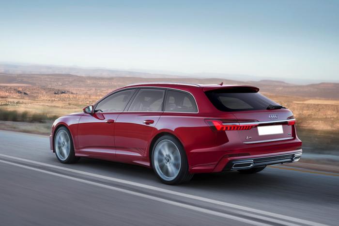 八九不離十!設計師預想的新Audi A6/A6 Allroad長這樣
