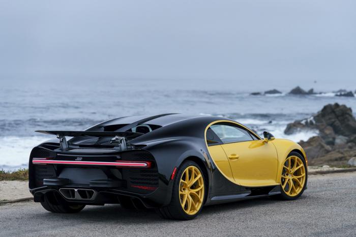 怯戰?Bugatti CEO表示跑最高極速並非Chiron第一要務
