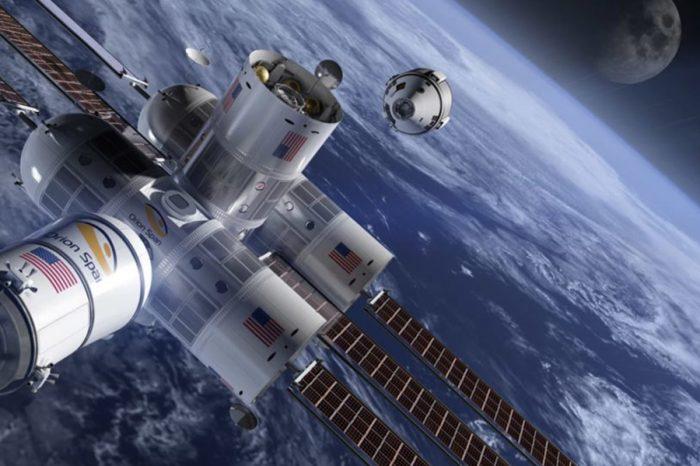 7星級飯店都住膩了?快報名2.7億的太空旅館吧