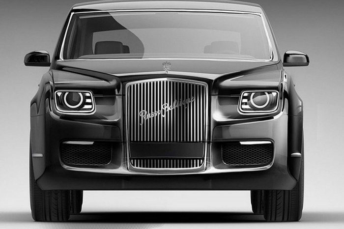 戰鬥民族之王座駕!一窺俄羅斯總統普丁的未來座車樣貌!