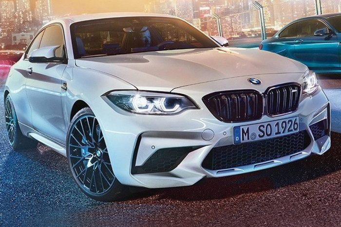BMW M2 Competition的線上走秀!410hp的動力有讓這輛跑車變得更可口嗎?