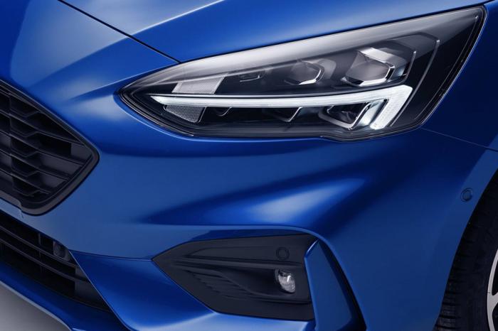 大幅高級化!第四代福特Focus正式亮相!