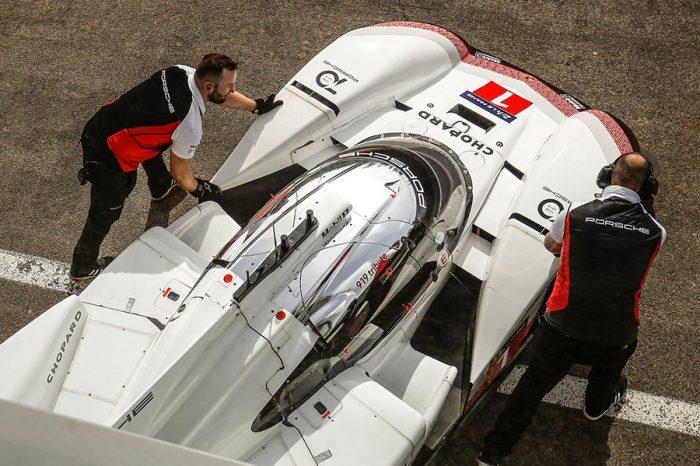 Porsche 919 Hybrid Evo比F1還快!Spa最速後要奪下紐柏林寶座?