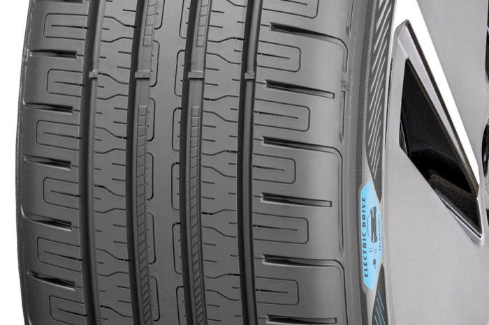 固特異發表EV電動車專用原型輪胎