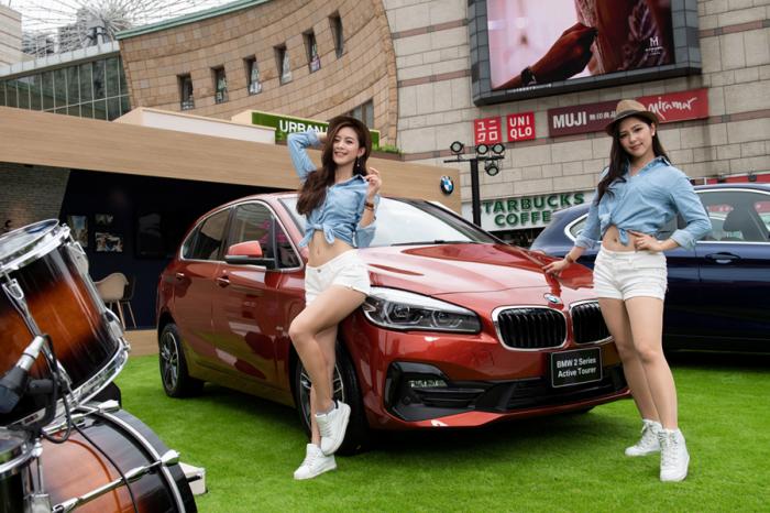 小改款BMW 2系列Active Tourer、2系列Gran Tourer上市!