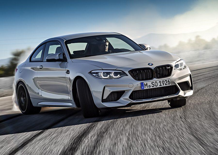 全新BMW M2 Competition預售正式展開