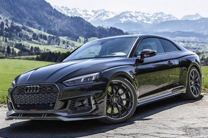 肅殺的美感,由ABT操刀改造的限量Audi RS5-R!