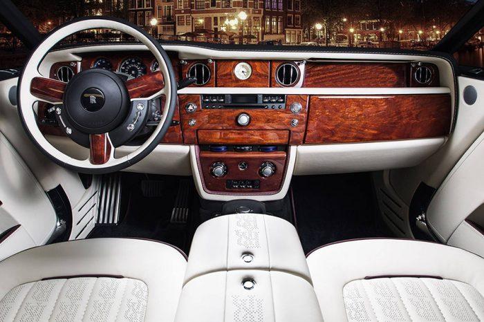 保加利亞改裝廠Vilner以Rolls-Royce Phantom Drophead Coupe為素材呈現了何謂真正的客製化內裝