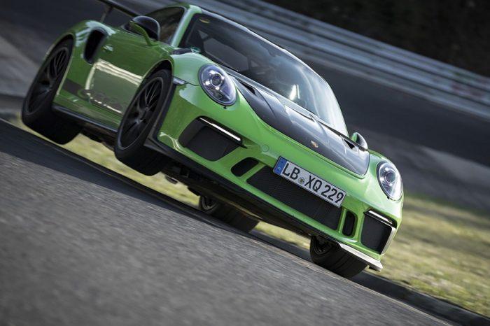 Porsche 911 GT3 RS新紐柏林紀錄還要感謝美國GM?