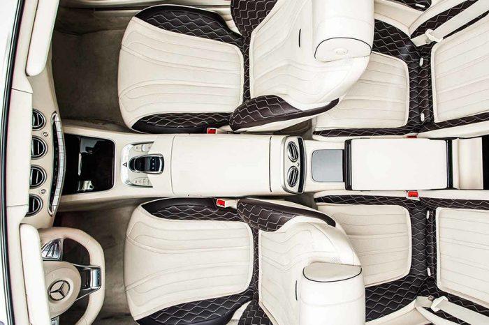 低調手法也能帶出不一樣的高級感!Vilner替Mercedes-AMG S63 Convertible的內裝大幅換新!
