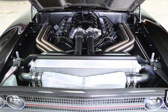 「坐進去,你也可以是唐老大!」擁有1,650HP輸出的Dodge Charger Tantrum拍賣中!