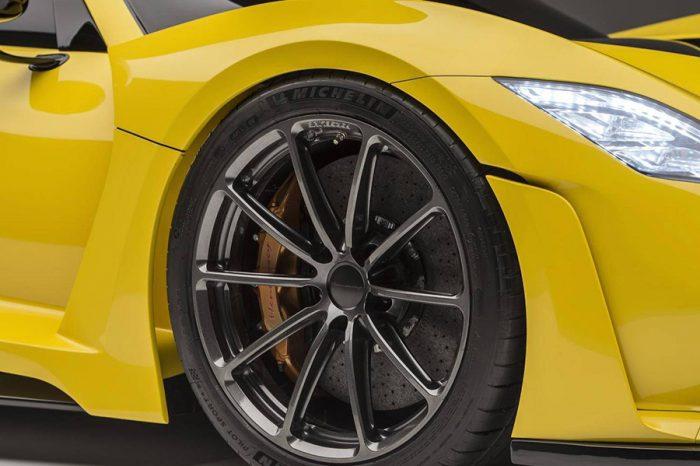 極速挑戰最大限制解除?Michelin表示正在開發能在300 mph行走的輪胎!
