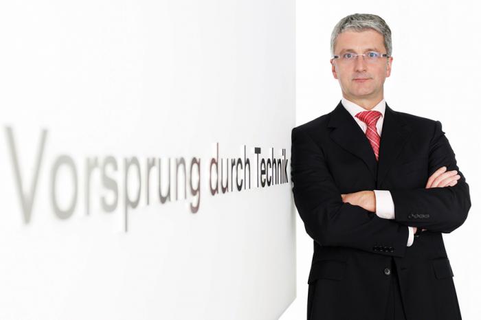 恐涉及湮滅證據!Audi CEO Rupert Stadler遭逮捕!