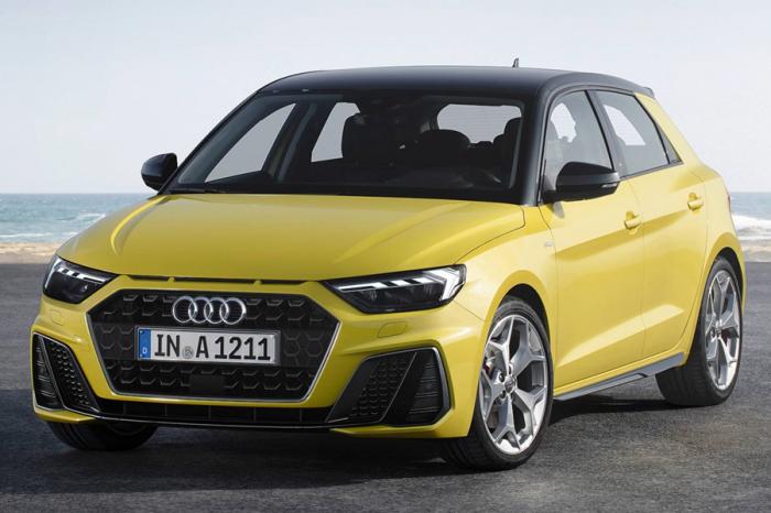 新Audi A1提前曝光!