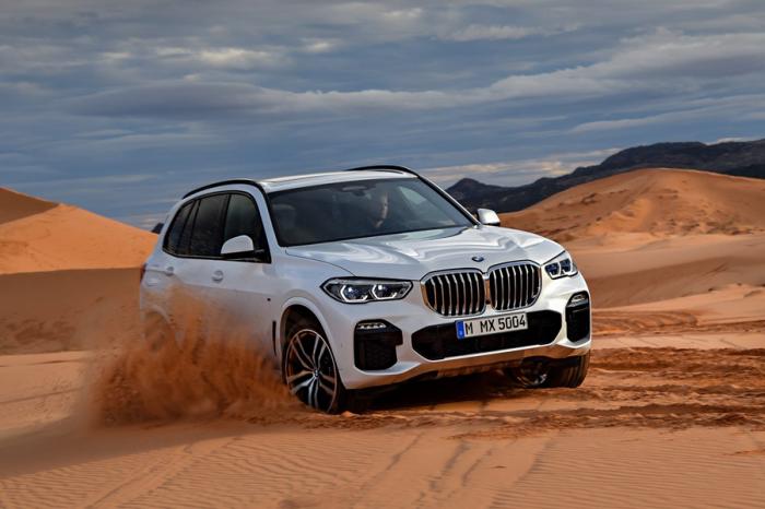 重砲登場!BMW全新第四代X5現身!