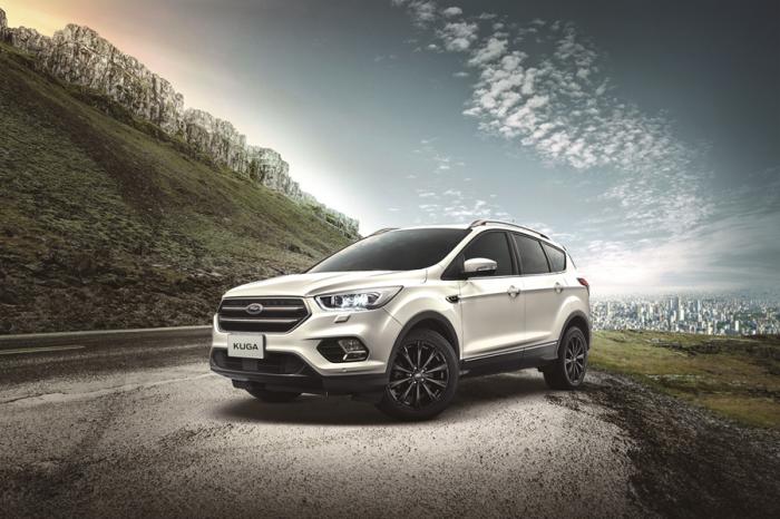 Ford Kuga勁黑版限量登場   升級不加價