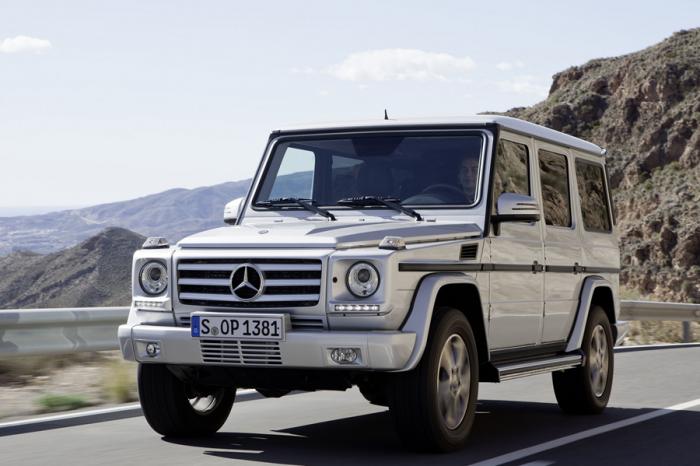 新世代Mercedes-Benz G-Class月底在台發表!先來了解它的輝煌歷史