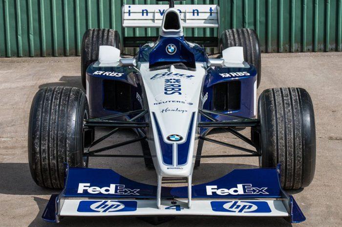 40萬就能把這輛 F1賽車帶回家?