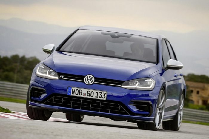 為了WLTP,Volkswagen只得將Golf R的動力下調10HP