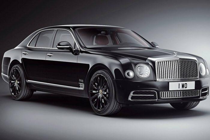 等不及了!Bentley推出限定百輛的Mulsanne W.O. Edition by Mulliner來慶祝百歲周年!