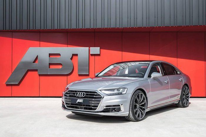僅想低調升級Audi A8?ABT這個改裝方案能完整滿足你的需求!