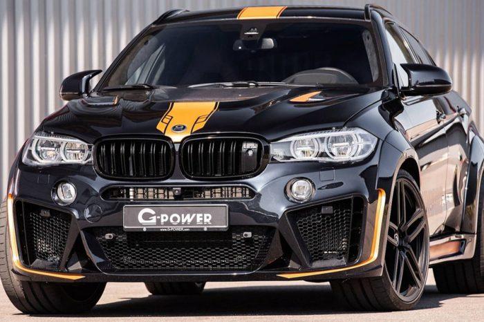 為了與強敵Lamborghini Urus一抗,BMW X6 M決定到G-Power健身房進行鍛鍊!