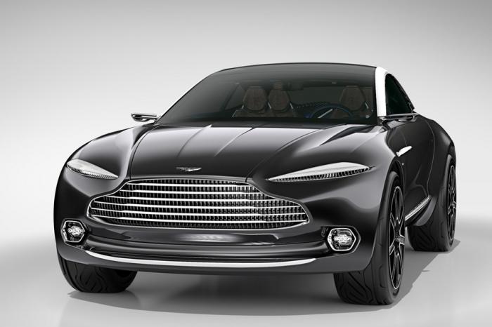 Aston Martin新款SUV可能搭載AMG 53系列引擎