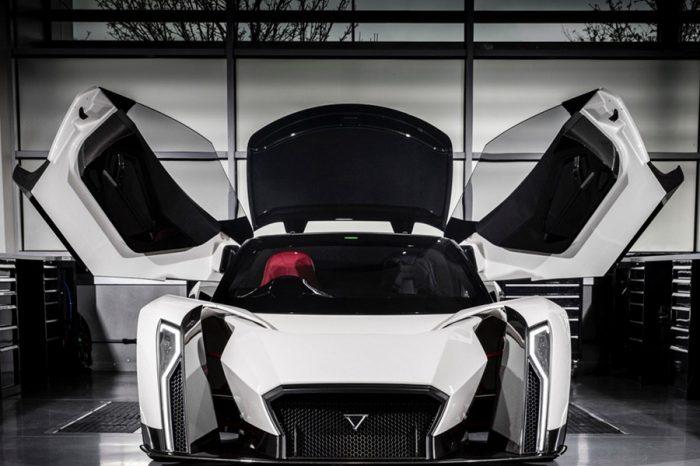 雖已推出量產車型,但Dendrobium Automotive對擁有1,800HP馬力的「D-1」仍會持續進行開發改良!